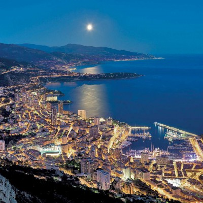 N°10Monaco by night