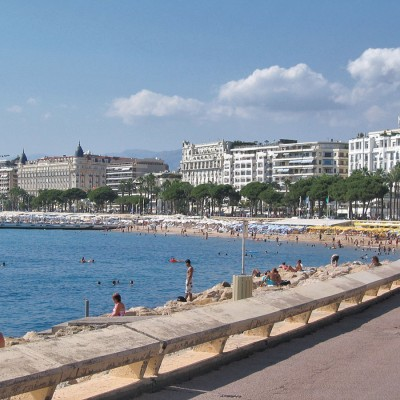 N°3<br/>Cannes, Antibes &#038; Saint-Paul de Vence
