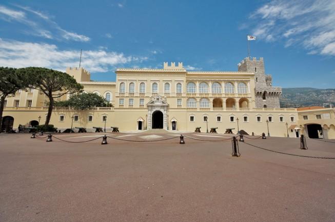 Monaco - Palais