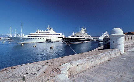 Antibes - Le port
