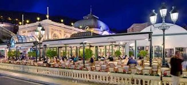 Monaco - Café de Paris