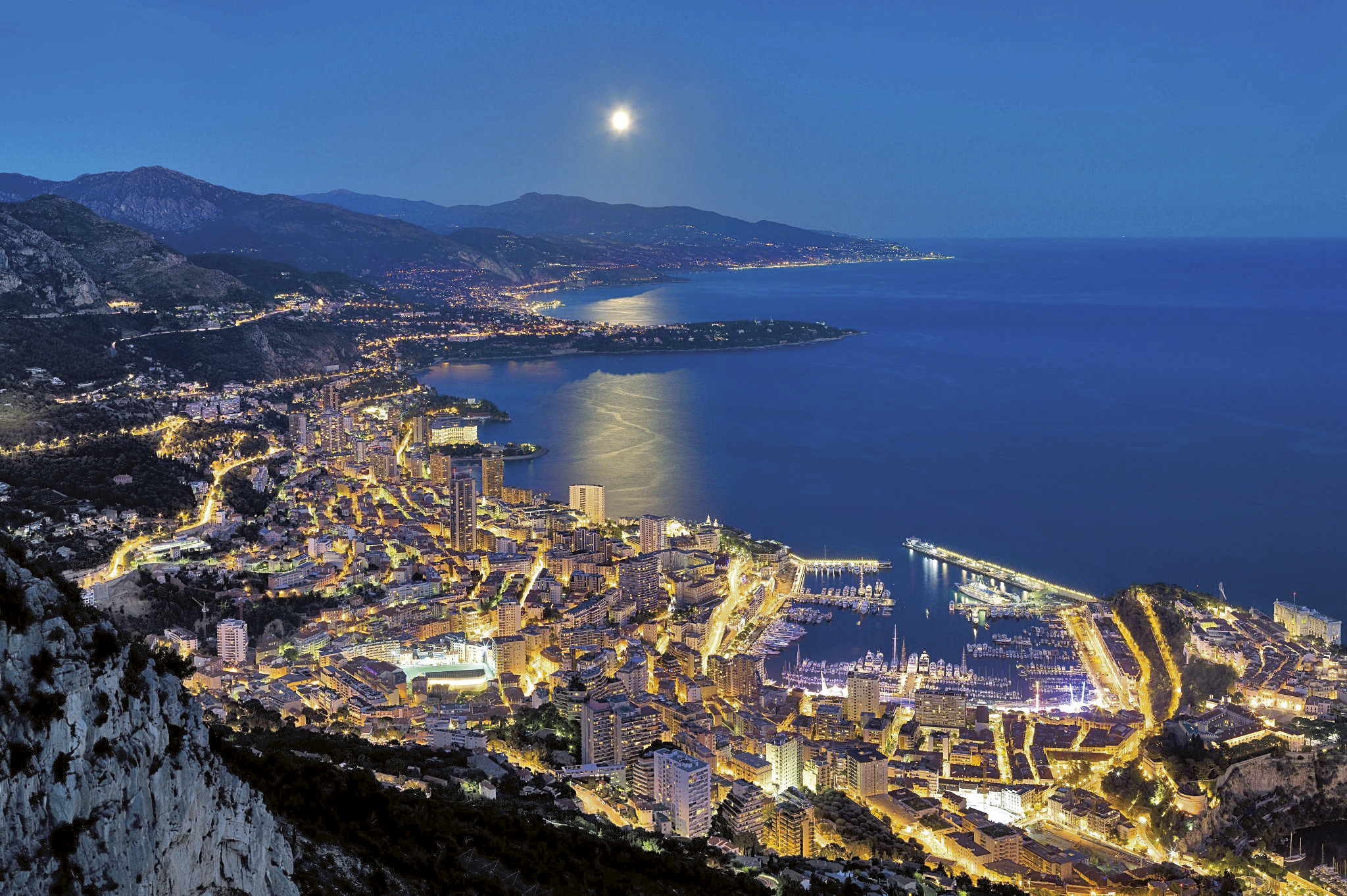 N 176 10monaco By Night Smartour Riviera