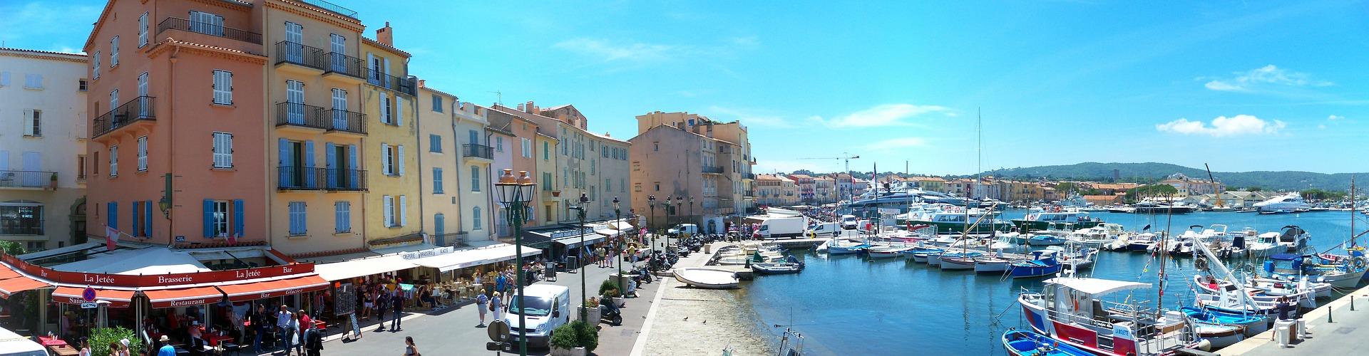 Shopping Saint Tropez Smartour Riviera